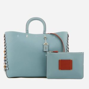 COACH 1941 Rogue Colorblock Tote